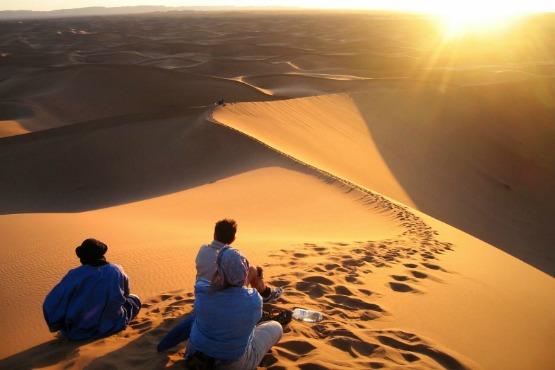 Toyota Of The Desert >> Marrakech Desert Tour to Erg Chigaga/Erg Chegaga 3 Days ...