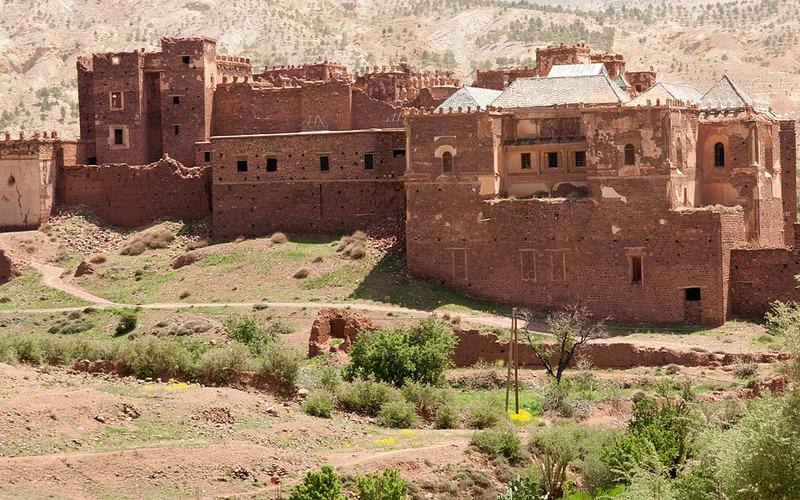 4 days desert tour from Marrakech to Merzouga