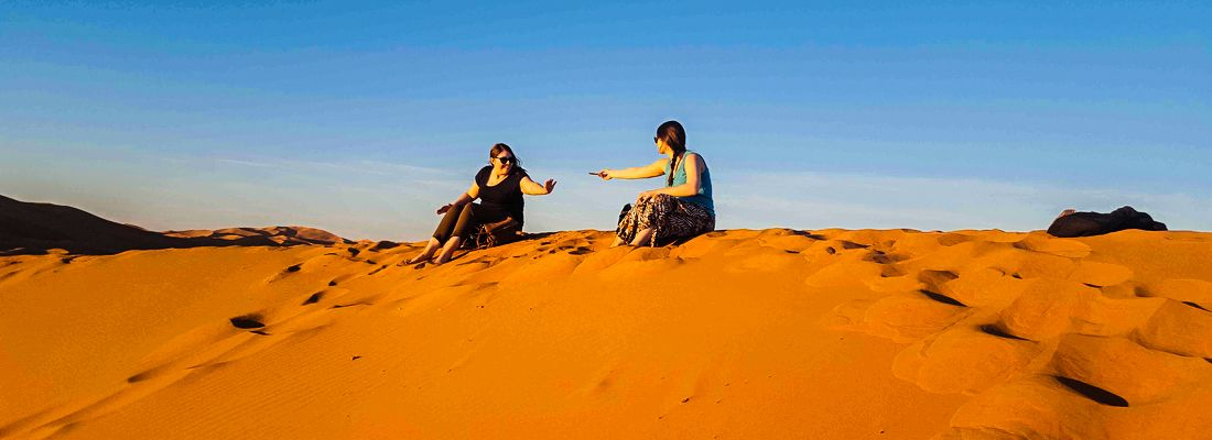 Authentic Morocco Desert Tours
